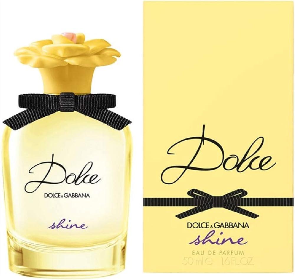 Dolce & gabbana shine for her eau de parfam 50ml 3423473004851