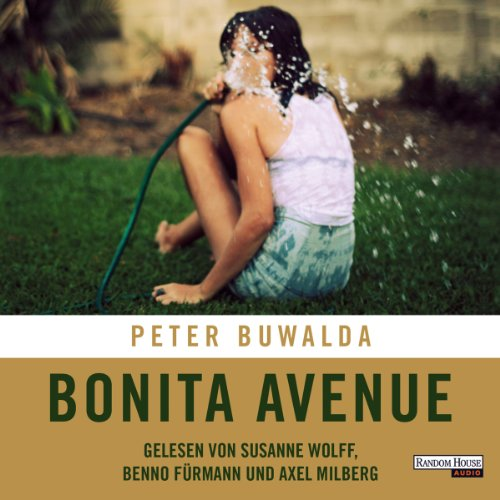 Bonita Avenue audiobook cover art