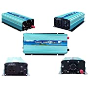 2400W peak 1200W Modified Sine Wave Power Inverter DC 12V to AC 110V 60Hz, Car power tool