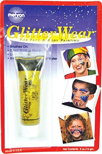 Costumes pour toutes les occasions Dd293 Glitter porte l'or