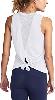 Bestisun Womens Workout Shirts Mesh Workout Tops for Women Yoga Shirts