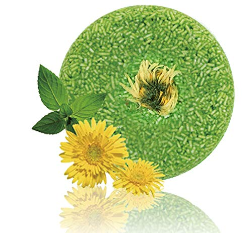 Savon fait main 55g-3 PC de shampooing fort d'huile essentielle d'huile essentielle de menthe normale