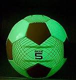 Ondo Balón Luminoso, Balón de Fútbol, Balón Fluorescente