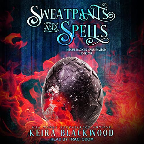 Sweatpants and Spells cover art
