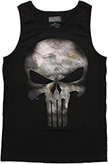 Punisher Movie Symbol Tank Top- XXX-Large