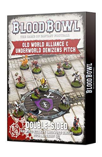 Games Workshop Blutschale: Old World + Underworld Spielfeld