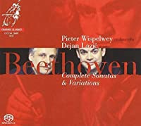 Beethoven: Complete Cello Sonatas & Variations by Pieter Wispelwey (2005-09-13)