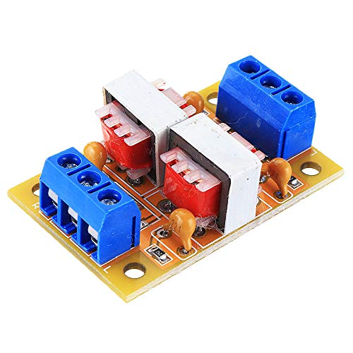 Andere Modulplatine 5 Stück Stereo Audio Isolator Common Anti-Interferenz-Signalgenerator Rauschfilter Computer Audio Strom Sound Canceller