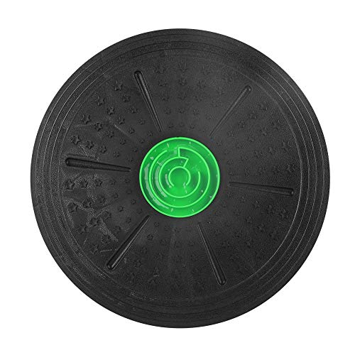Check Out This Biuzi Balance Board 1Pc Plastic Wobble Yoga Balance Board Stability Disc Load Bearing...
