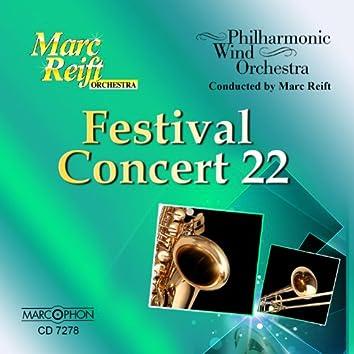 Festival Concert 22