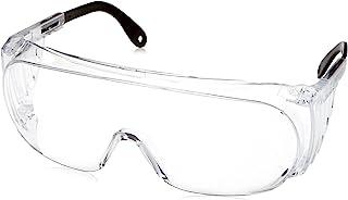 عینک ایمنی Uvex S0250X Ultra spec 2000 2000 ، قاب روشن ، لنزهای ضد مه شفاف UV پاک