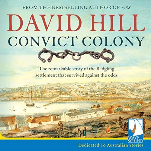 Convict Colony cover art