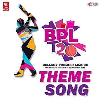 Bellary Premier League (Theme Song)