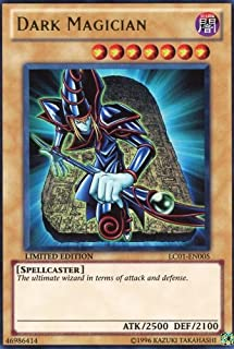 Yu-Gi-Oh! - Dark Magician (LC01-EN005) - Legendary Collection - Limited Edition - Ultra Rare
