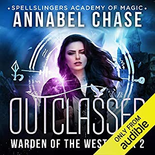 Outclassed     Spellslingers Academy of Magic              Written by:                                                                                                                                 Annabel Chase                               Narrated by:                                                                                                                                 Amanda Dolan                      Length: 5 hrs and 54 mins     Not rated yet     Overall 0.0