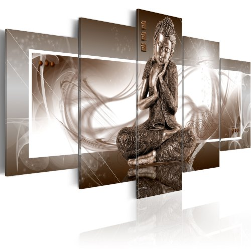 murando Handart Impression sur Toile intissee 200x100 cm 5...