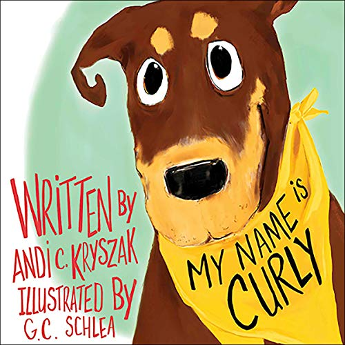 My Name Is Curly cover art