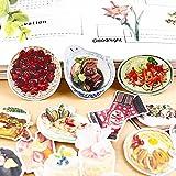 TTBH Hand-Bill Stickers Original Cute Food Hand Account Materiale Decorativo Adesivo Traslucido Impermeabile Mensa a tarda Notte