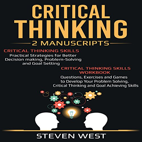 Critical Thinking: 2 Manuscripts audiobook cover art
