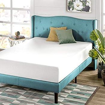Zinus 10 Inch Green Tea Memory Foam Mattress / CertiPUR-US Certified / Bed-in-a-Box / Pressure Relieving Twin