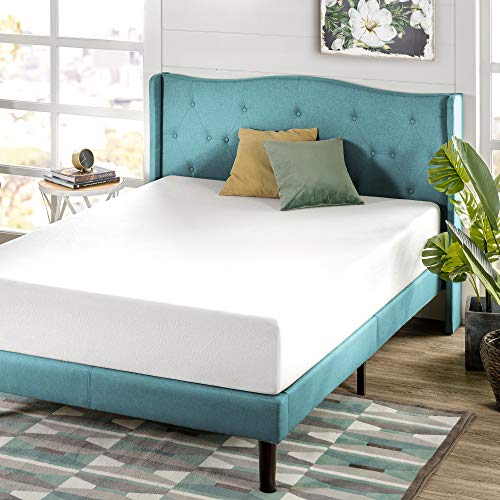 Zinus 10 Inch Green Tea Memory Foam Mattress / CertiPUR-US Certified / Bed-in-a-Box / Pressure Relieving, Full