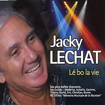 Le bo la vie (40 titres mémoire musicale de la Réunion)