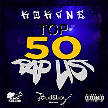 Top 50 Rap List