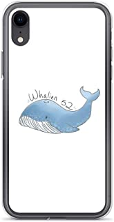 iPhone XR Pure Clear Case Cases Cover Whalien 52 {BTS}
