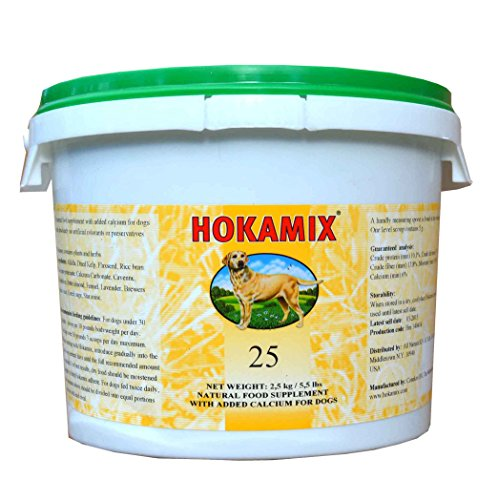 All Natural K9 Hokamix-25-5.5 Pounds