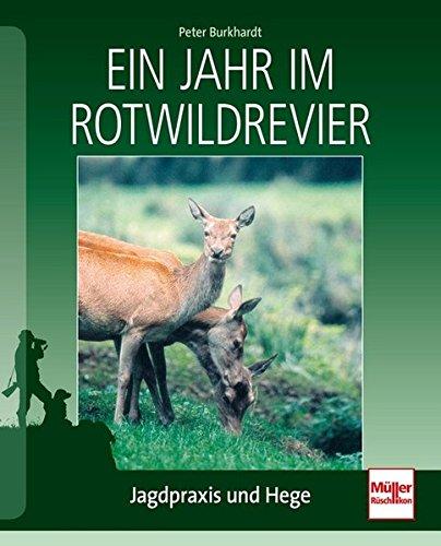 Ein Jahr im Rotwildrevier: Jagdpraxis und Hege