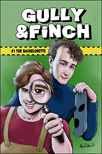 Gully & Finch: The Bachelorette (B&W version) (English Edition)