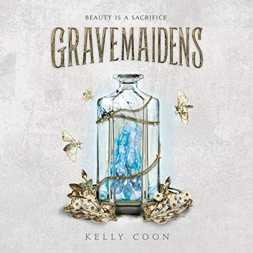Gravemaidens audiobook cover art