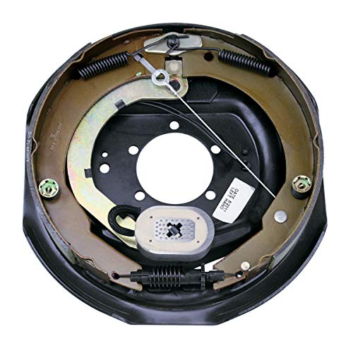 """Lippert Forward Self-Adjusting Brake Assembly for Left Side, 12"""" X 2"""" with 4,000-7,000 lbs. Capacity"""