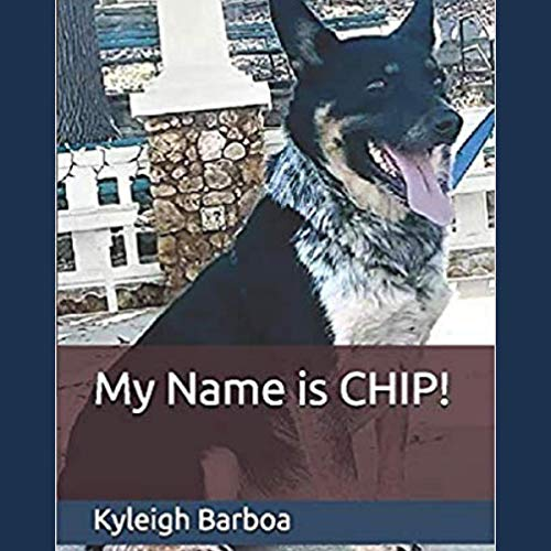 My Name Is Chip!  By  cover art