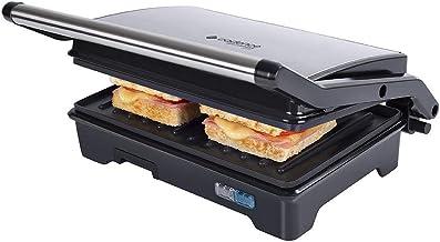 Grill Multiuso Club Sandwich, Inox, 110v, Cadence