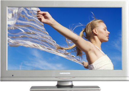 Medion Life P12073 Led-backlight TV, 54,6 cm (21,5 inch), Full HD, DVB-T/C tuner, DVD-speler 4015625753558