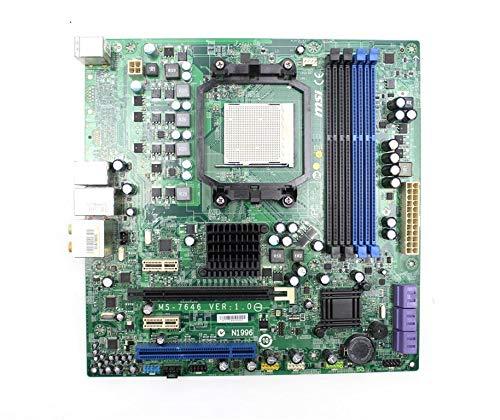 Medion MS-7646 Ver.1.0 AMD 760G Mainboard Micro ATX Sockel AM2