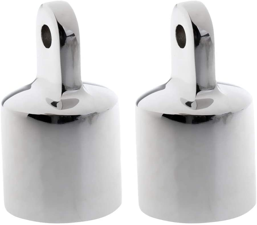Yivibe Replacement Boat Parts 2X wholesale Fitting Cap Direct sale of manufacturer Eyelet Top End