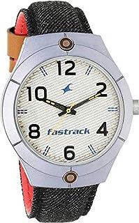 Fastrack 3191AL02 Denim Collection Analog Watch For Men