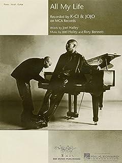 All My Life – Piano, voz, guitarra – Book