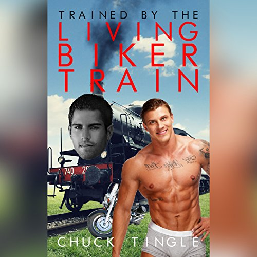 Trained by the Living Biker Train audiobook cover art