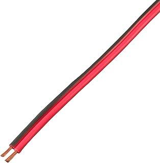 協和ハーモネット ビニル平形コード/スピーカーコード 赤/黒 10m VFF1.25SQ 10m<RD/BK>