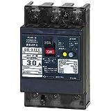 テンパール工業 Eシリーズ 経済タイプ 漏電遮断器 OC付 30A 30mA 33EC3030