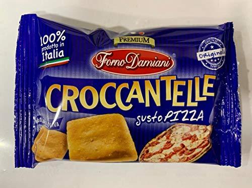 Forno Damiani Aperitivo de Pan Pizza - Paquete de 25 x 40 gr - Total: 1000 gr