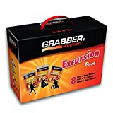 Grabber Warmers - Grabber Excursion Multi-Pack Warmer Box, 8 Pair Hand, 8 Pair Toe, 8 Peel N' Stick Body Warmers, 24-Count