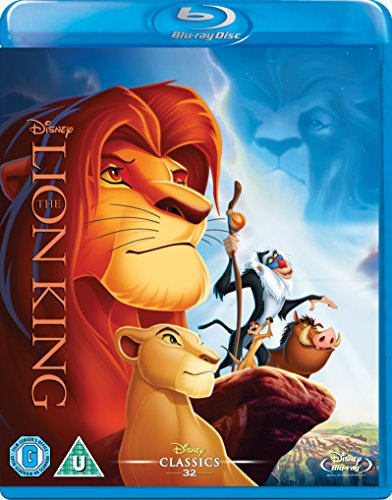 The Lion King [Blu-ray] [Region Free]