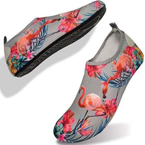 Felove Waterschoenen, strand, surfen, duiken, zwemmen en snorkelen, blote voetschoenen, huisschoenen, yoga-sokken voor mannen en vrouwen, neopreen schoenen met rubberen zool