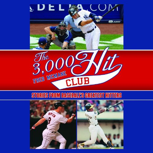 The 3,000 Hit Club audiobook cover art