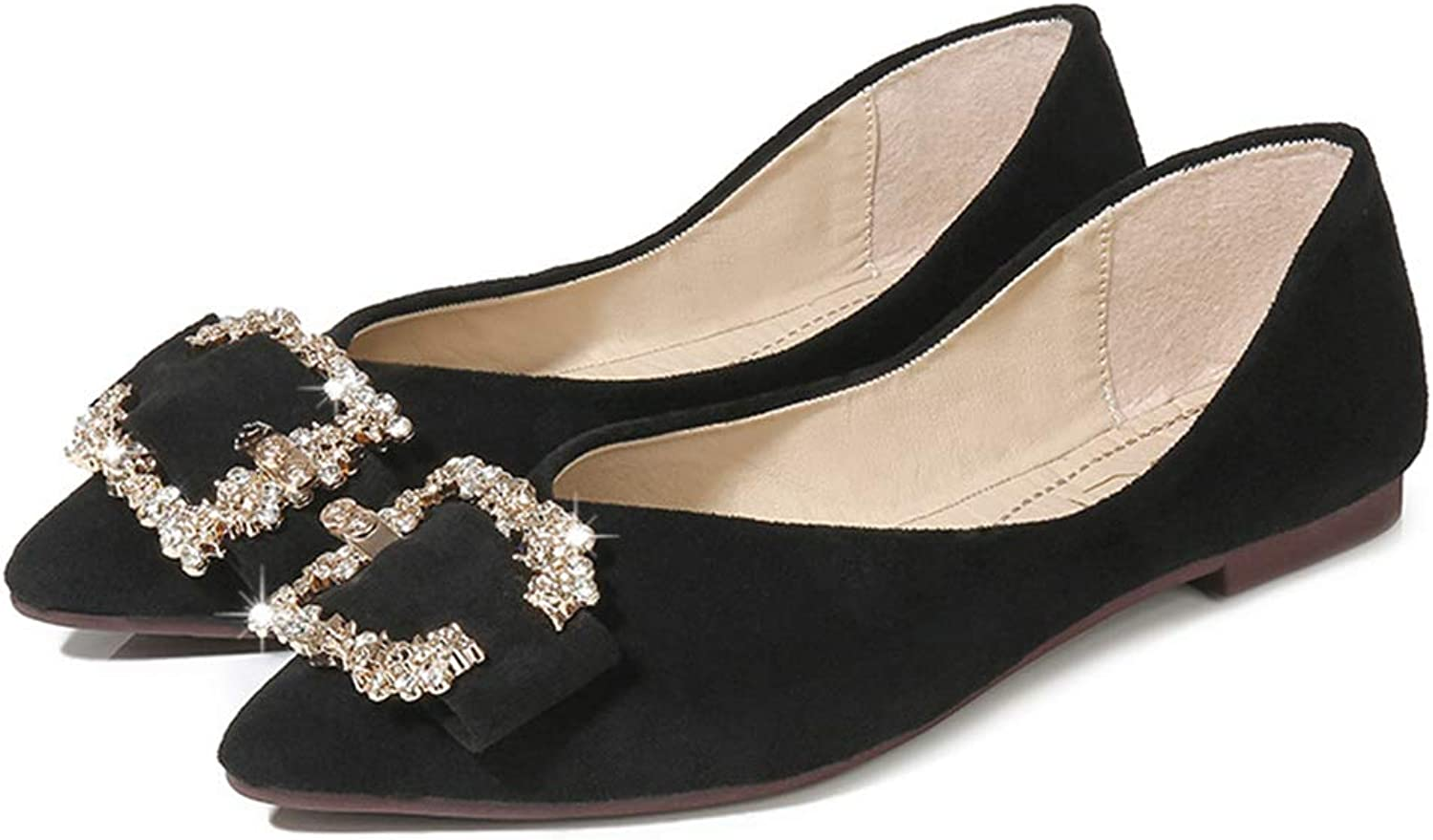 Kyle Walsh Pa Women Flats shoes Ladies Fashion Casual Soft Working Driving Moccasins Footwear
