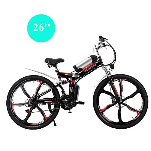 HLEZ Bicicleta Eléctrica de Montaña, 24